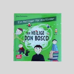 Buchcover onBosco-Heiliger-fuer-Kinder