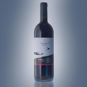 Vorderansicht Cremisan Wein Baladije