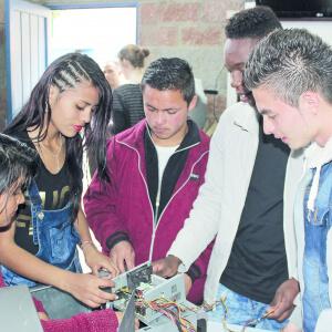 Lehrlingsausbildung Kolumbien