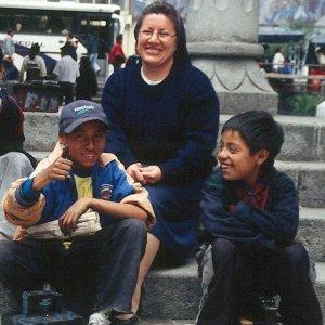 Schulmaterial Ecuador